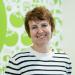 Rebecca Sudworth, Director of Policy, Food Standards Agency