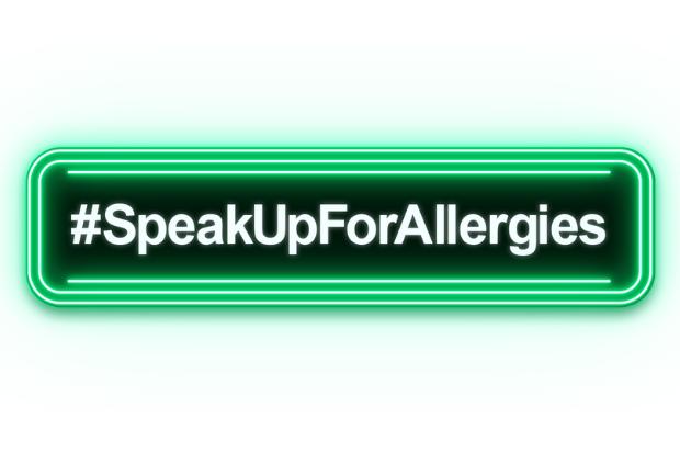 Speak up for allergies, Food Standards Agency